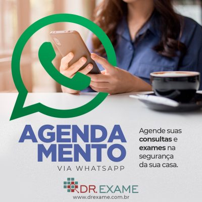 agendamento via whatsapp