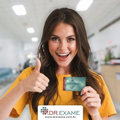 Carteirinha Dr.Exame